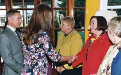 Claudia Meets the Duchess of Cambridge